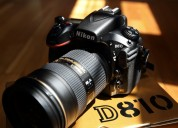 Nikon d810 / canon mark iii brand new