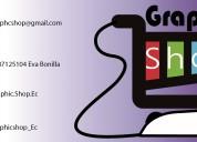 Servicio de diseño y publicidad