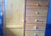 Se vende armario nuevo de pino