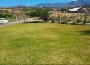 Terreno en el valle de yunguilla 600mts aprox.