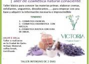 Curso de cosmetica natural