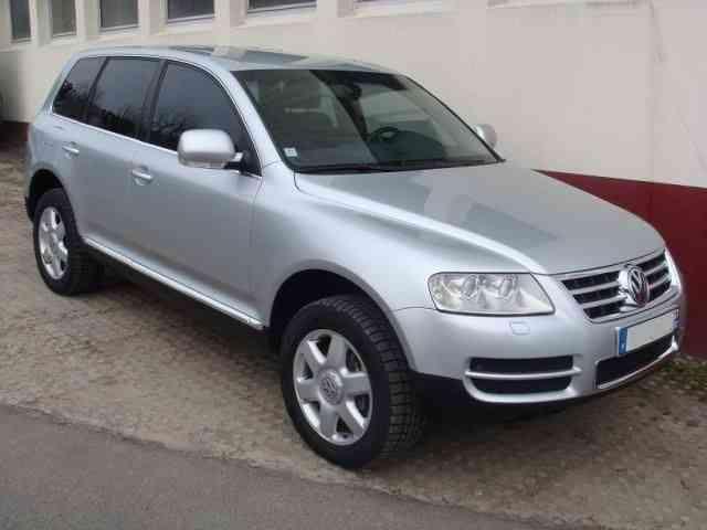 Volkswagen Touareg 5.0 v10 tdi tiptronic occasion SUV, 4x4 5.0 V10 TDI TIPTRONIC