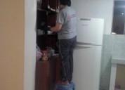 Servicios de limpieza ademca en general
