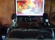Computador core i7 con monitor de 22pulgadas