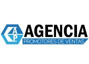 Agentes promotores de ventas