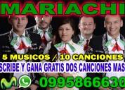 Mariachi flor de quito® la mejor serenata al mejor precio 0995866630