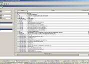 Sistema contable manager 2017 100% parametrizable
