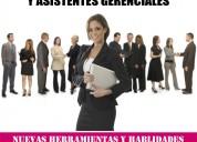 Secretarias y asistentes de alta gerencia