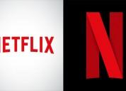 Netflix 4 pantallas resolución 4k