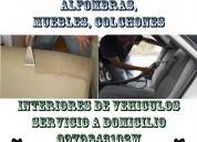 Lavado de muebles y alfombras comercial y residencial