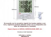 Termometro para distribuidoras farmaceuticas y farmacias