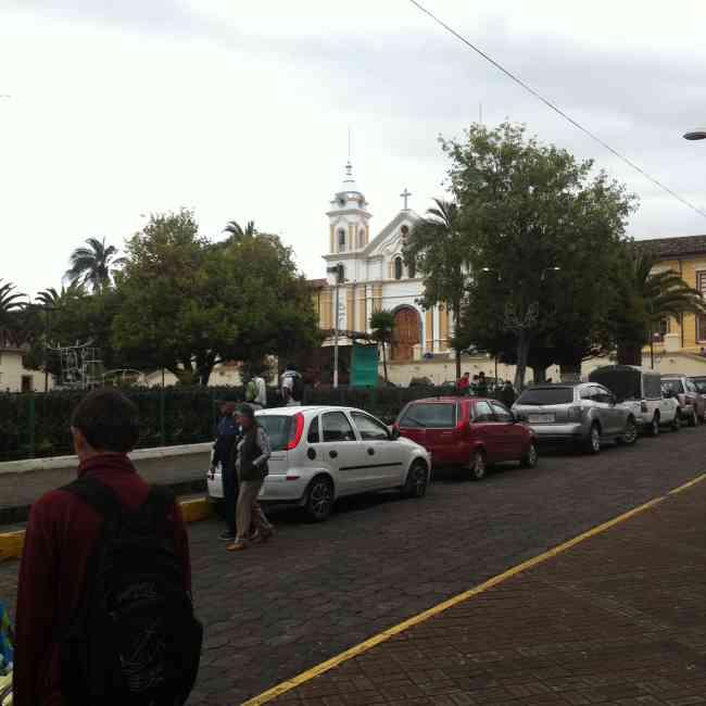 Vendo terreno urbano  en Ecuador Tabacundo ,