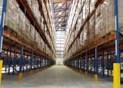Sistemas de racks tipo selectivo para almacenaje de mercaderias en bodegas