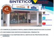 Venta e instalaciÓn de cÉsped sintÉtico a nivel nacional