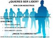 ¿quieres ser lider?