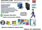 Seancom (servicio y mantenimiento de computadoras)