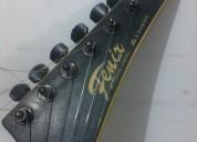 Guitarra eléctrica fenix