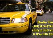 Taxi puerta a puerta