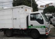 Alquiler de camionetas para transporte, fletes y mudanzas. servicio dentro y fuera de pichincha