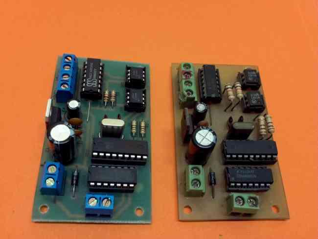 JRelektronik circuitos impresos PCB en baquelita y fibra