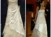vestido de graduación / novia