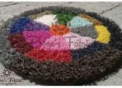 alfombras con logo alto trafico