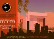 C.v.c diseño & arquitectura - arq. christian ureta z.
