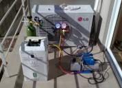 Servicio técnico en aire acondicionado