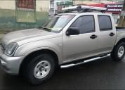 Camioneta chevrolet dmax 4x2 dc 2008