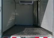 Servicio de transporte carga refrigerada / seca
