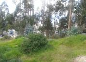 Vendo terreno en quito, por san isidro del inca, norte de quito