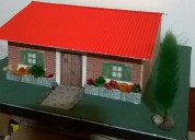 Se realizan planos en autocad dyo 3d  maquetas 0994237567 -2861383
