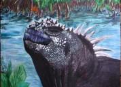 Pinturas de las islas galápagos
