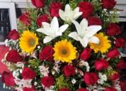 Flores y ramos de rosas