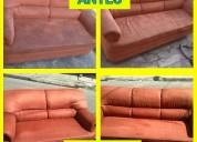 Lavado de muebles en seco y a vapor