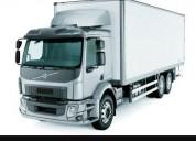 Vendo compañia de transporte pesado