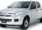 Alquilo camioneta doble cabina 4x2-4x4 a comodos precios, escribenos e informate.