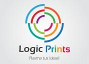 Servicios de diseño gráfico: logos, tarjetas de presentación, folletos, etc. buenos precios!