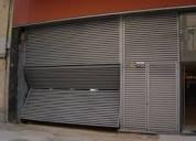 puertas enrollables y portones