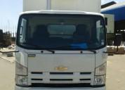 Transporte camion refrigerado