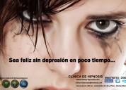 Depresión – psicólogo e hipnoterapeuta