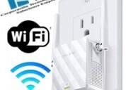 Innovador extensor de cobertura wifi
