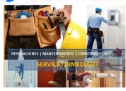 Servicio de mantenimiento de casas | hoteles | condominios e industrias