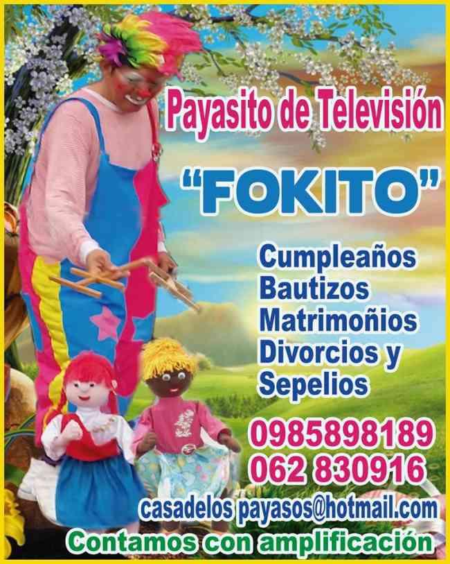 CASA DE LOS PAYASITOS