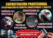 Curso de reparaciÓn de celulares smartphones y tablets..1000%garantizado