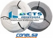 Cable multipar de 3 pares + 1