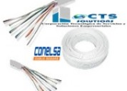 Cable multipar de 6 pares +1