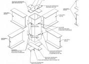 Curso completo de planos estructurales con autocad y excel