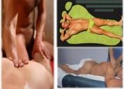 Date el gusto de sentir un masaje diferente en tu domicilio, hotel o trabajo