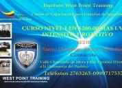 Cursos de capacitación para guardias de seguridad